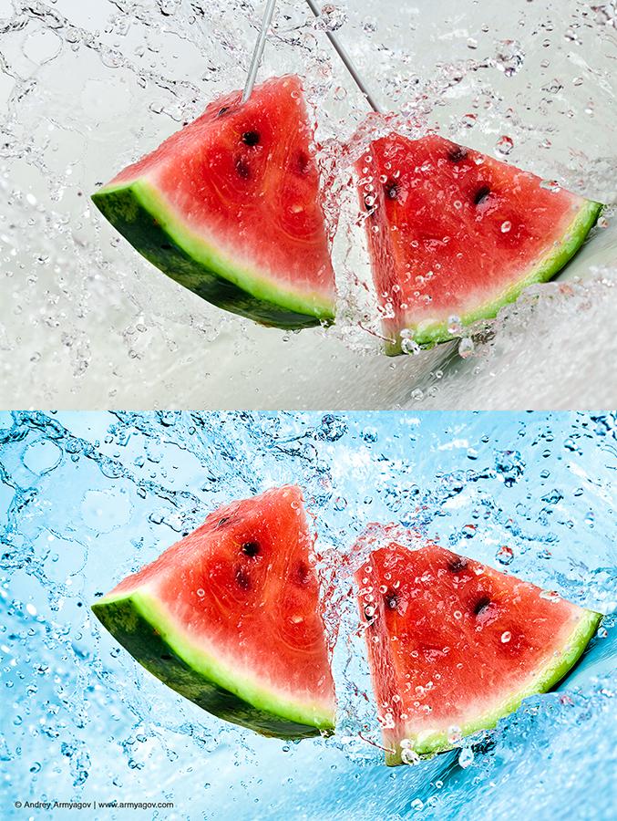 стакане картинки фрукты в
